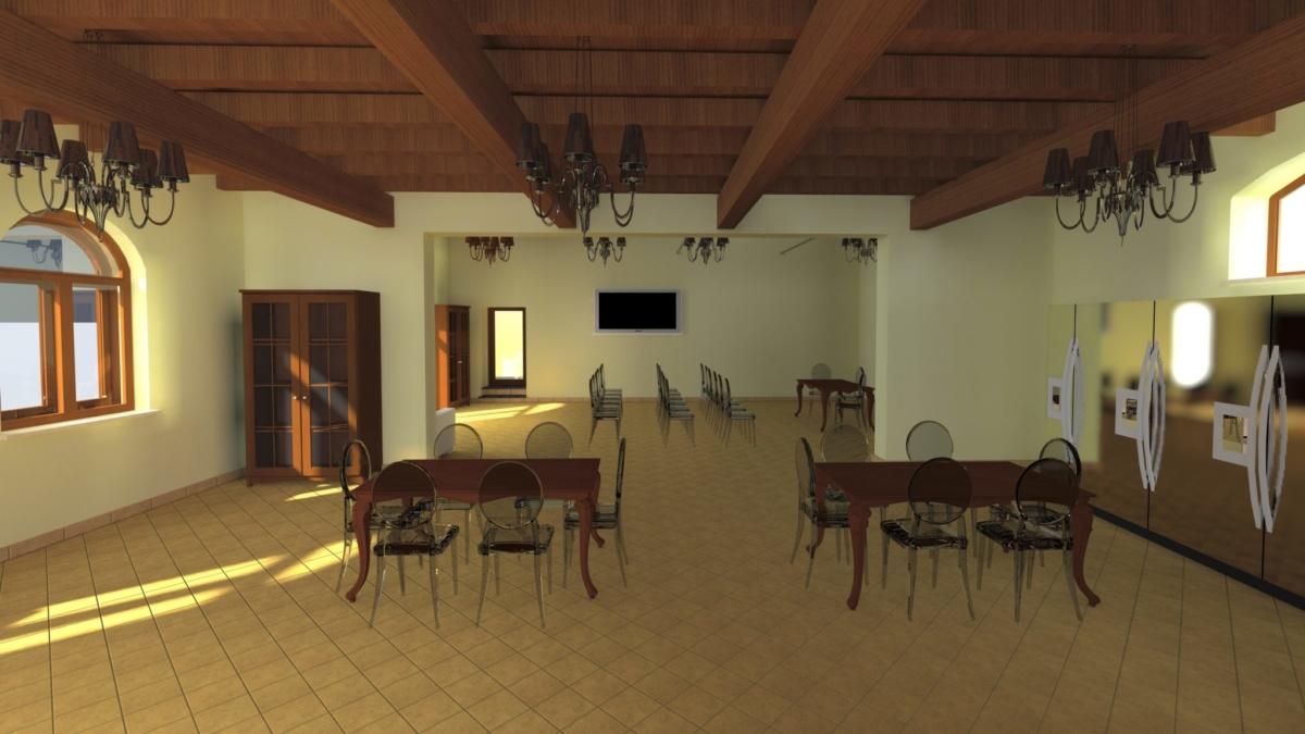 Sala Convegni vista 2